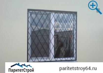 Решётки на окна. Купить Решётки на окна в Саратове по выгодной цене. Заказать Решётки на окна от производителя - прайс лист, цена